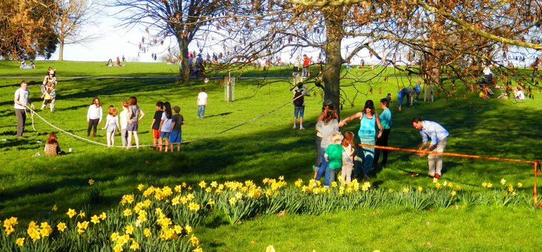 Brockwell Park - a community hub